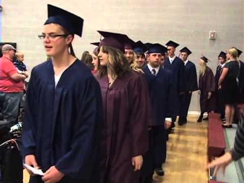Merit College Preparatory Academy 2013 Graduation Processional