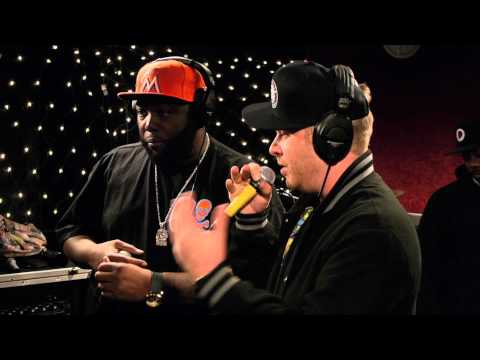 Despot, Mr. Mf'n eXquire, Killer Mike and El-P - Full Performance (Live on KEXP)