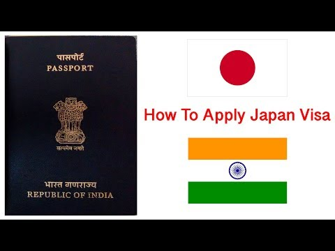 HOW TO GET JAPAN VISA WITHOUT AGENT   ONLY 1200 RUPEES