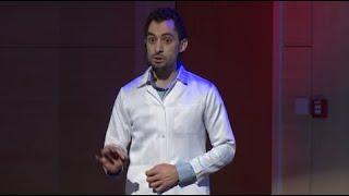 ماذا تفعل إذا كرهت مهنتك؟؟ | Amjad Al-Jenbaz | TEDxSulaimanAlrajhiColleges
