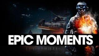 Battlefield 3 - Epic Moments (#9) thumbnail
