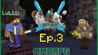 WoodCraft Ep.3  -  Minecraft MMORPG