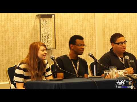CTCon 2015 | Press Junket with Amber Benson & Phil LaMarr
