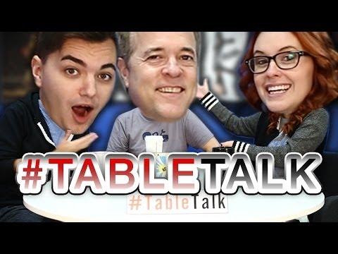Rob Reid visits #TableTalk!
