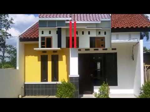 Rumah Minimalis Di Desa Youtube