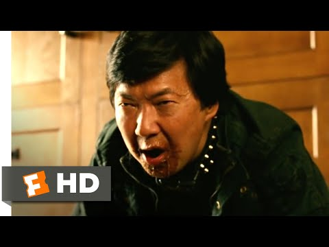 The Hangover Part III (2013) - Colorblind Chow Scene (7/9) | Movieclips Mp3