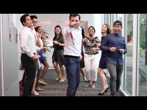 Running Man (Dance) Challenge - Pan Asia Logistics
