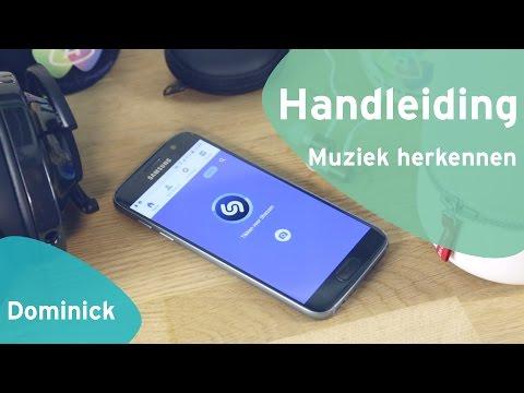 Zo herken je eenvoudig muziek met je smartphone (Dutch)