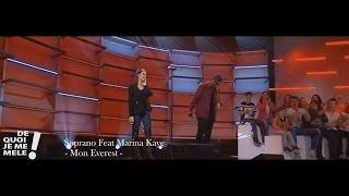 Soprano Feat Marina Kaye - Mon Everest - Live