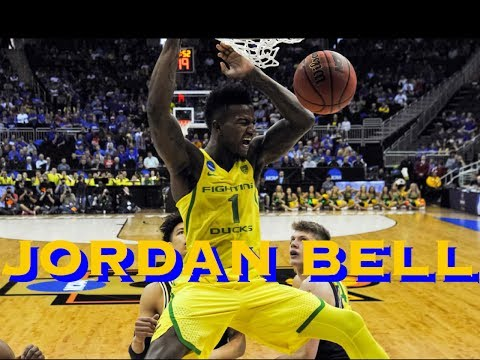 Jordan Bell highlight montage by @alyshhka, Oregon Ducks, Golden State Warriors
