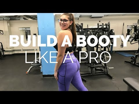 Build-a-Booty: Glute Workout for A Toned, Plump, and Built Booty!