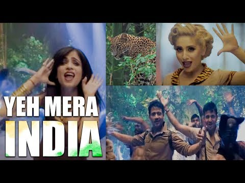 Yeh Mera India Anthem - Animal Planet's New Flavour | Meet Brothers, Shibani Kashyap and Neha Bhasin