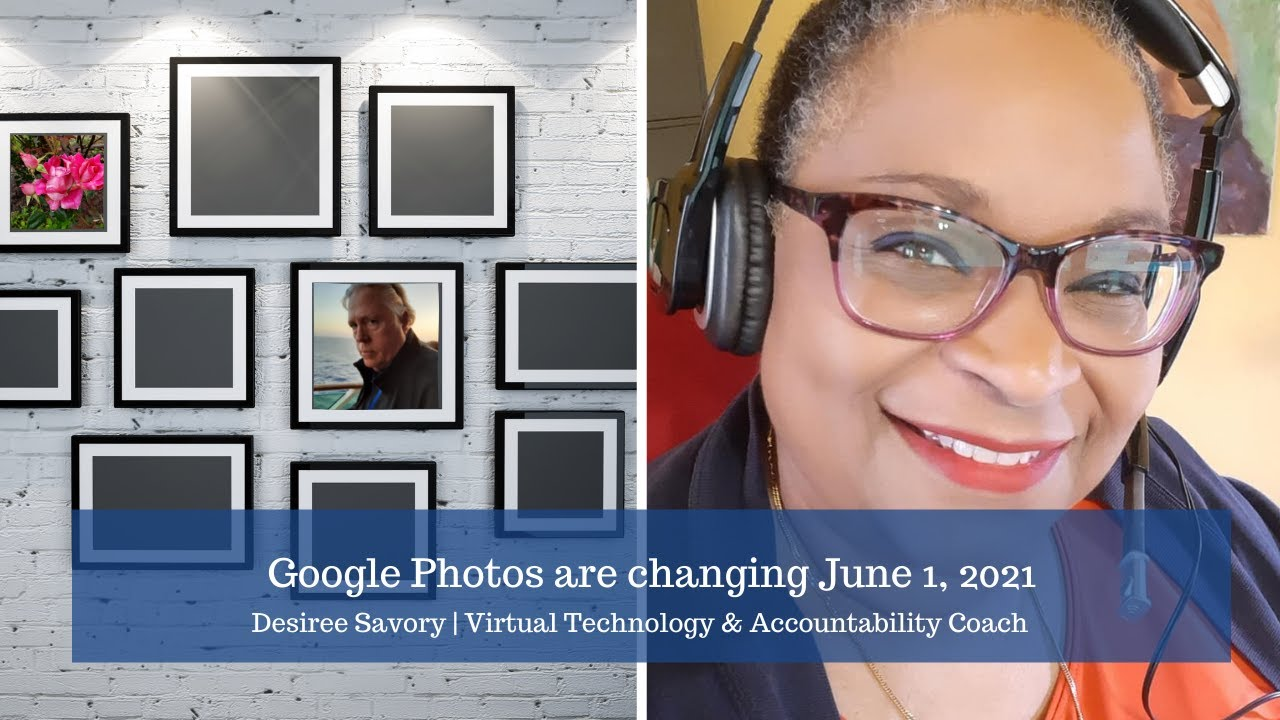 Google Photos is changing their storage rules June 1, 2021