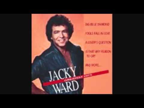 JACKY WARD - Fools Fall In Love  1977