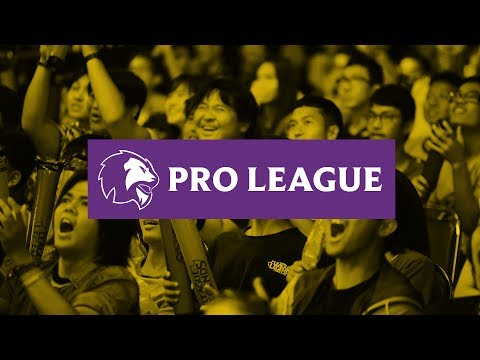 2017 Thailand Pro League Summer : Week 7 Day 1