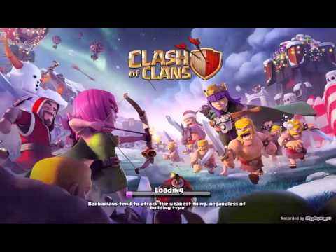 How to Disable Snow in Clash of Clans!