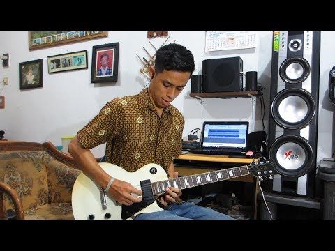 True Worshippers (JPCC Worship) - Hatiku Percaya guitar cover