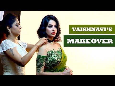 Vaishnavi gets a makeover - Get Stylish with Poornima Indrajith