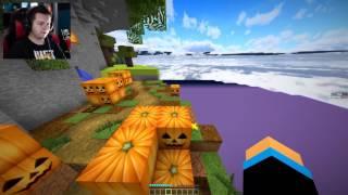 TRENING PARKOURA PO WCZORAJSZYM DEATHRUNIE!   Minecraft Spiral Parkour #01