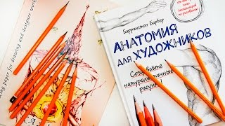 КАК Я УЧУСЬ РИСОВАТЬ АНАТОМИЮ | YulyaBullet