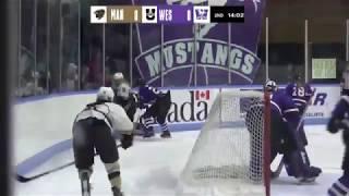 Bison Highlights | WHKY | Manitoba vs. Western, U SPORTS Final