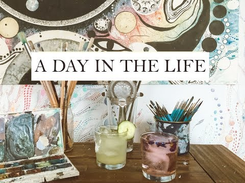 A Day In The Life -Artist With A Day Job