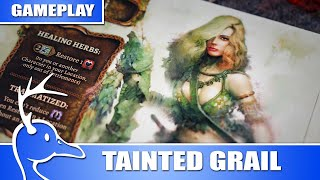 Tainted Grail: The Fall of of Avalon - (Quackalope Gameplay)
