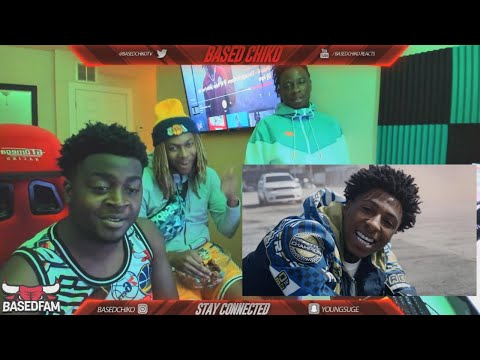 NBA YoungBoy - One Shot feat. Lil Baby [Music Video] | REACTION