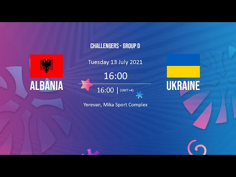 Albania vs Ukraine