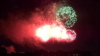 День Победы 9 мая 2017  Салют Victory Day 2017 fireworks