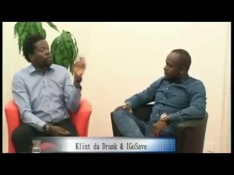 Klint da Drunk and IGOSAVE Interview in African Mirror TV Switzerland