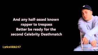 1999 Throwback: Scary Movies Lyrics - @ItsBadMeetsEvil (Eminem & Royce Da 5
