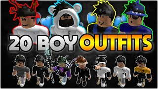 Roblox Oder Outfits 4