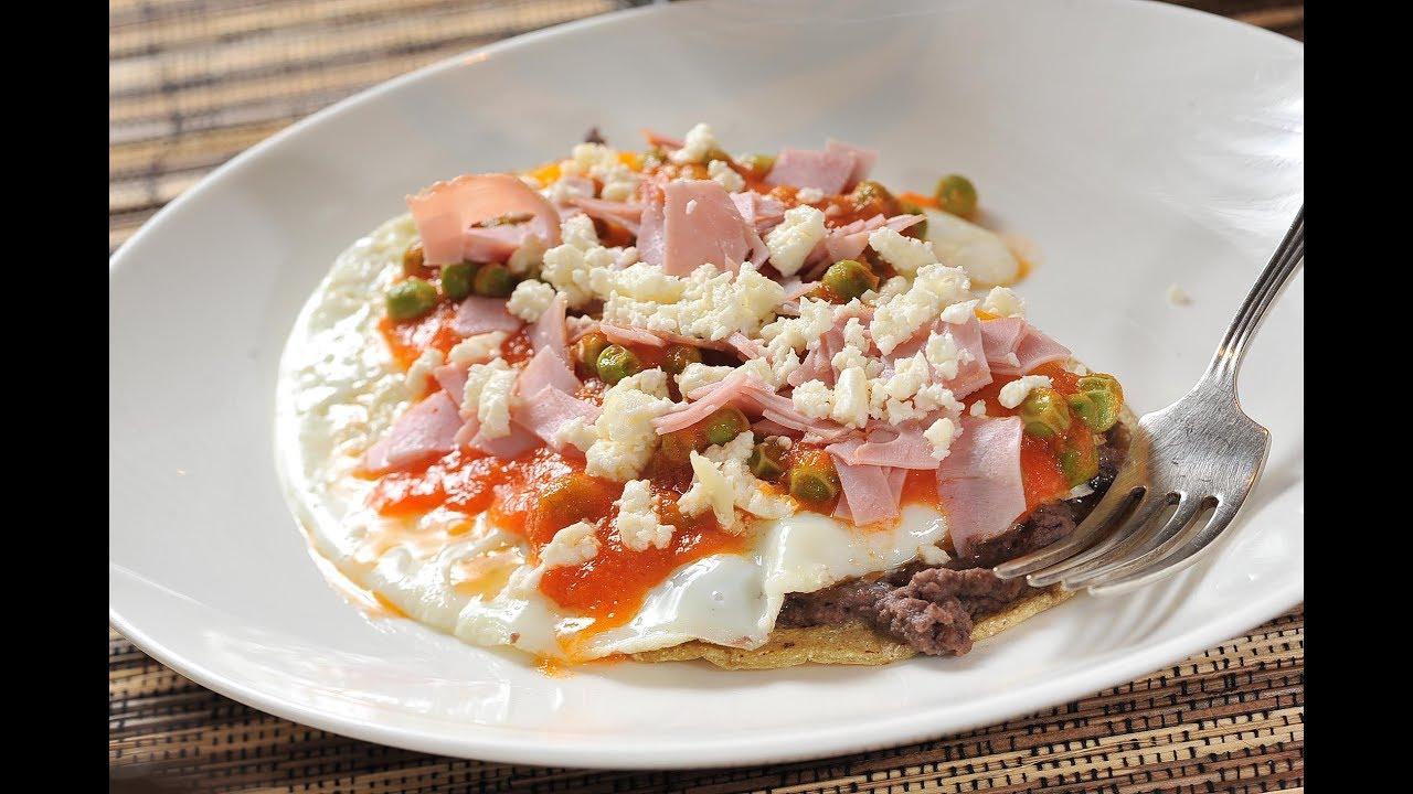 Domingo De Huevos Recetas Fáciles Para Desayunar