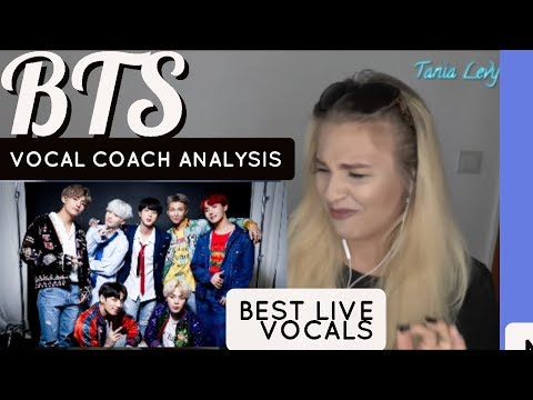 VOCAL COACH | ANALYSIS| ...