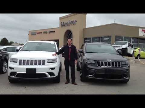 2014 Jeep Grand Cherokee Srt8 And Summit Edition Review