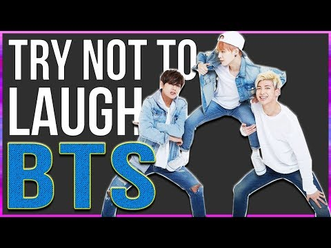 BTS RIDICULOUS LAUGH CHALLENGE! [2018] | Can You Pass It?