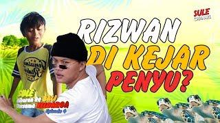 Haduh! Rizwan Lari-lari Ketakutan dikejar Penyu (Bali Part 4)