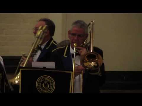 Mick Limpus & Hungerford Town Band play The Acrobat