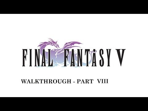 Final Fantasy V #8 - Library of the Ancients: Book Burner