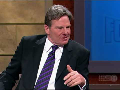 The Footy Show - Sam Newman Interview Part 2