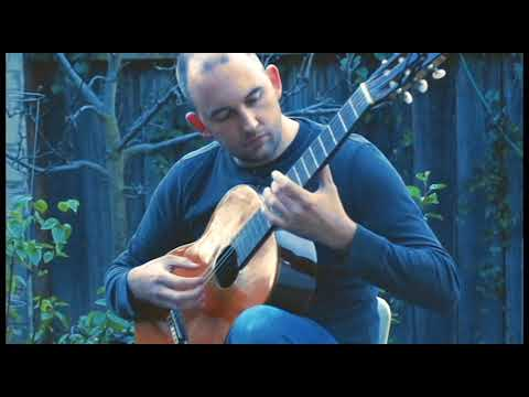 """Little Wing"" by Jimi Hendrix cover by A.J. Potter"