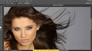 How to Mask Hair Using Photoshop's New
