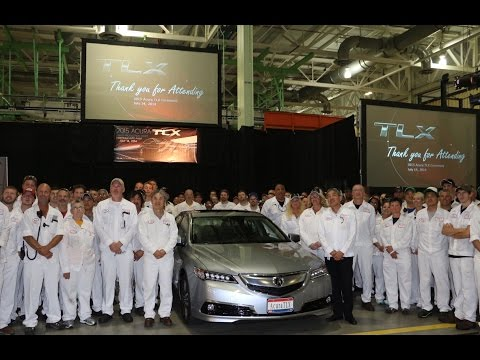 Where are Acura Cars Made and Who Makes Acura?
