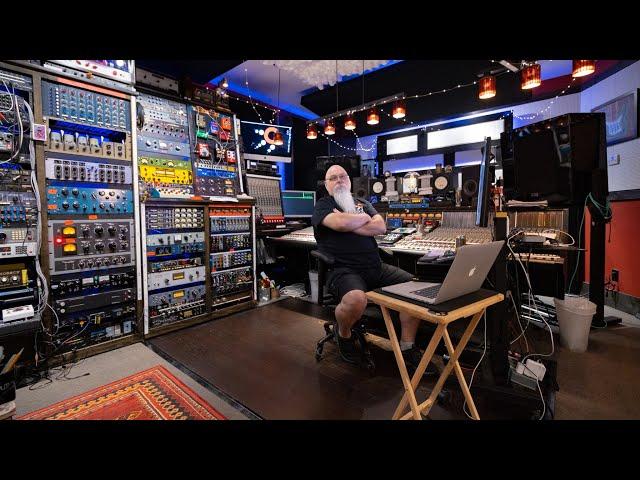 EPIC RECORDING STUDIO SETUP 2021 | Vance Powell (studio tour)
