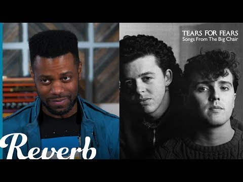 Synth Sounds of Tears for Fears