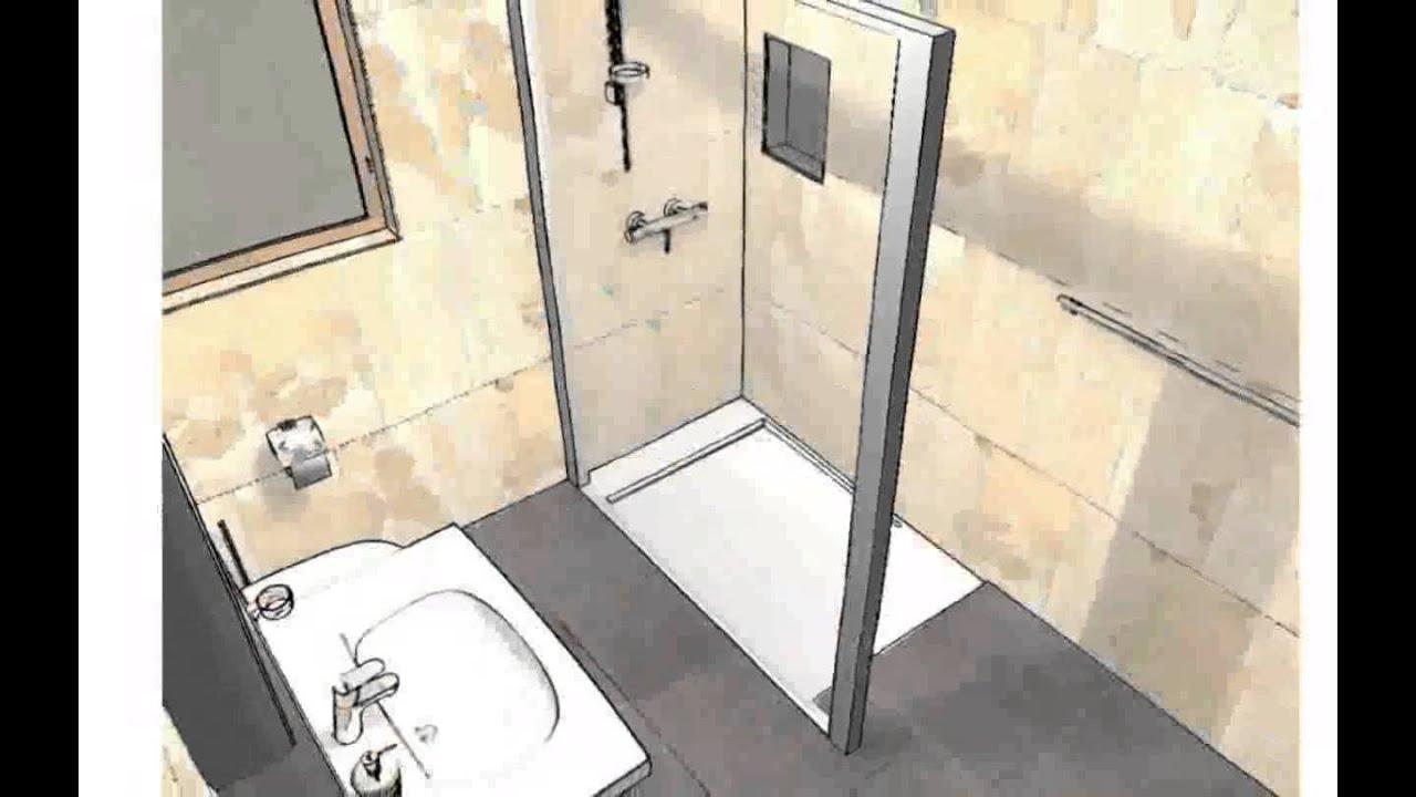 Kleine Badezimmer  YouTube