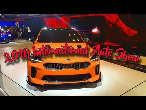 2018 International Auto Show   NYC Jacob Javits Center Car Show