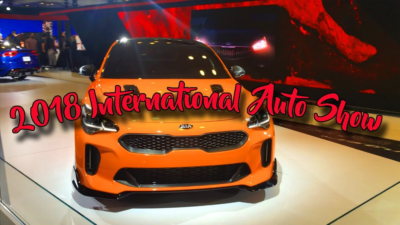 International Auto Show NYC Jacob Javits Center Car Show - Jacob javits center car show 2018