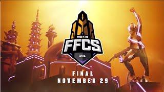 FFCS Asia, Grand Finals - Teaser | Garena Free Fire